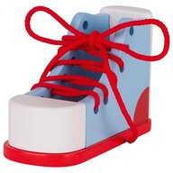Goki - Joc de indemanare Pantof Cum sa legam sireturile