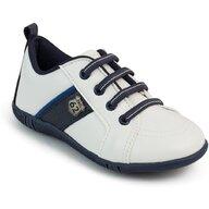 Pimpolho - Pantofi Copii Marimea 28, Alb/Albastru