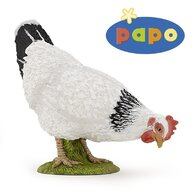 Papo - Figurina Gaina alba Pecking