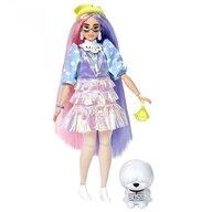 Barbie - Papusa  Beanie Cu accesorii, Cu figurina by Mattel Extra Style