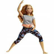 Barbie - Papusa  Made to move FTG84 by Mattel I can be