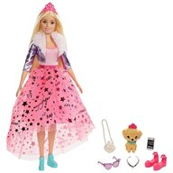 Barbie - Papusa  Cu accesorii by Mattel Modern Princess Theme