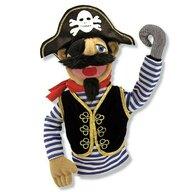 Melissa & Doug - Papusa de mana Pirat