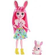 Enchantimals - Set papusa Bree Bunny by Mattel