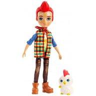 Enchantimals - Set papusa Redward Rooster by Mattel