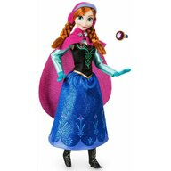 Disney - Papusa Printesa Anna Cu inel  Frozen