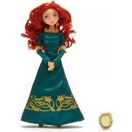 Disney - Papusa Printesa Merida Cu pandantiv  Neinfricata