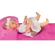 Simba - Papusa New Born Baby 38 cm Bebe cu olita si accesorii