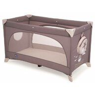 Chicco - Pat pliant bebe Easy Sleep, Mirage (Gri), 0luni+