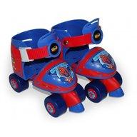 Saica - Patine cu rotile pentru copii Spiderman, marime 24-29
