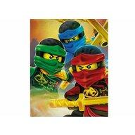 Patura LEGO® Ninjago, 150x100 cm