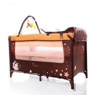 Moni - Patut pliant bebe Sleepy New , Orange