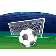 MyKids - Patut junior cu saltea Tami P2 01 Football, 190x80 cm