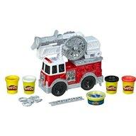 Play-Doh - Set de joaca Masina pompierilor, Multicolor