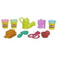 Play-Doh - Set de joaca Gradina care creste Cu accesorii, Multicolor