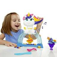 Play-Doh - Set de joaca Unicornul innebunit de inghetata, Multicolor