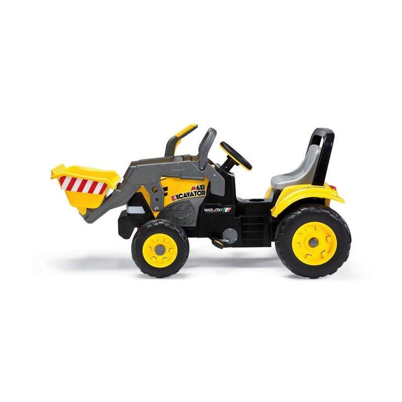 Peg Perego - Maxi Excavator din categoria Vehicule pentru copii de la Peg Perego
