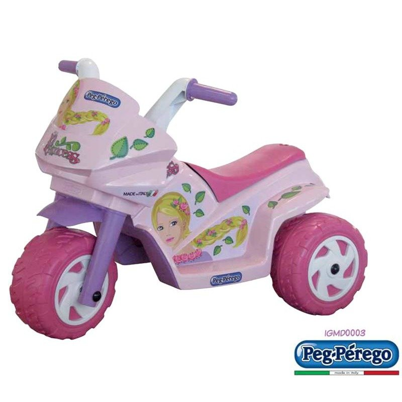 Peg Perego – Mini princess din categoria Vehicule pentru copii de la Peg Perego