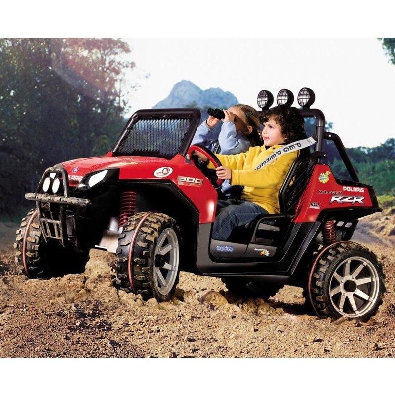 Peg Perego – Polaris Ranger RZR din categoria Vehicule pentru copii de la Peg Perego