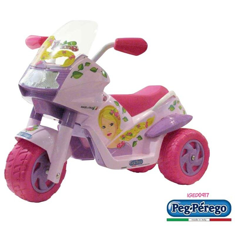 Peg Perego – Raider princess din categoria Vehicule pentru copii de la Peg Perego