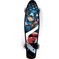 Seven - Skateboard Penny board Captain America Avengers