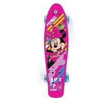 Seven - Skateboard Penny board Minnie Mouse din Polipropilena, Roz