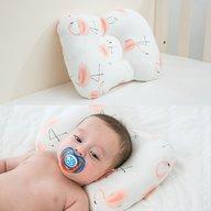 Bambinice - Perna bebelusi Comfy, Alb/Roz/Flamingo1