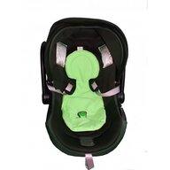 Deseda - Perna cu reductor pentru cos auto 0-9 kg - Verde