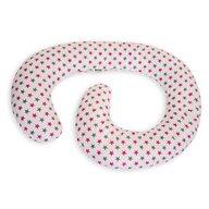 MyKids - Perna De Alaptare Multifunctionala  White Grey-Pink