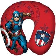 Eurasia - Perna gat Captain America, Rosu
