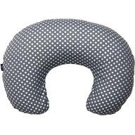 Womar - Perna pentru gravide si alaptat Comfort Exclusive 160 cm cu poliester, Gri