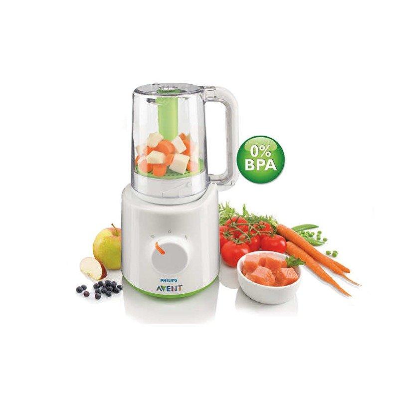 Philips Avent Aparat de gatit cu aburi si blender CEE din categoria Prepararea hranei de la Philips Avent