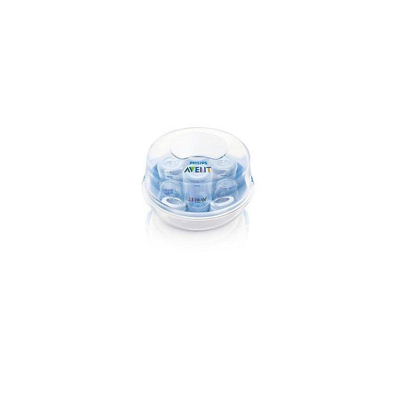 Philips Avent Set Sterilizator de inceput pentru microunde WEU/CEE (PP Fill)