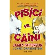 Corint - Carte cu povesti Pisici versus caini