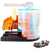 Hot Wheels - Pista de masini Ice Cream Meltdown Cu masinuta by Mattel City Downtown