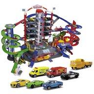 Majorette - Pista de masini Super City Garage