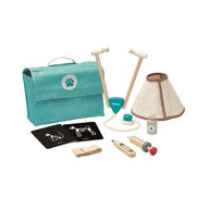 Plan Toys - Joc de rol - Set de doctor veterinar Vet Set