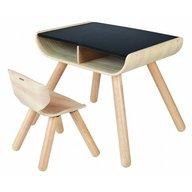 Plan Toys - Set cu masuta si scaunel pentru copii