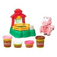 Play-Doh - Set de joaca Purcelusul vesel, Multicolor