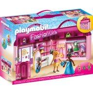 Playmobil - Set mobil butic cu haine