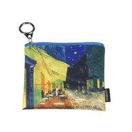 Fridolin - Portmoneu textil Van Gogh Cafe de nuit