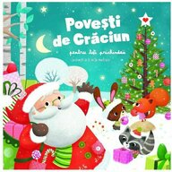 Editura Kreativ - Carte cu povesti Povesti de Craciun pentru toti prichindeii