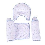 Sevi Baby - Pozitionator cu pernuta anti-plagiocefaliei, Blue