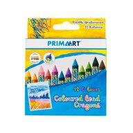 Prima Art - Set creioane Colorate 12 bucati, Grafice