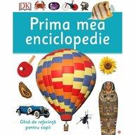 Editura Kreativ - Carte educativa Prima mea enciclopedie
