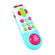 Little Learner - Jucarie interactiva Prima mea telecomanda si consola de jocuri