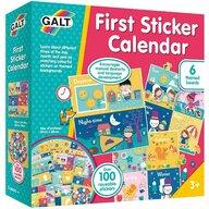 Galt - Set abtibilduri Primul meu calendar