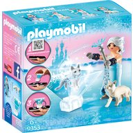 Playmobil - Printesa florilor de iarna