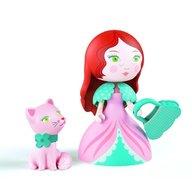 Djeco - Printesa Rosa & pisicuta