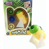 Bambinice - Proiector Animale Cu suport, Cu 3 diapozitive